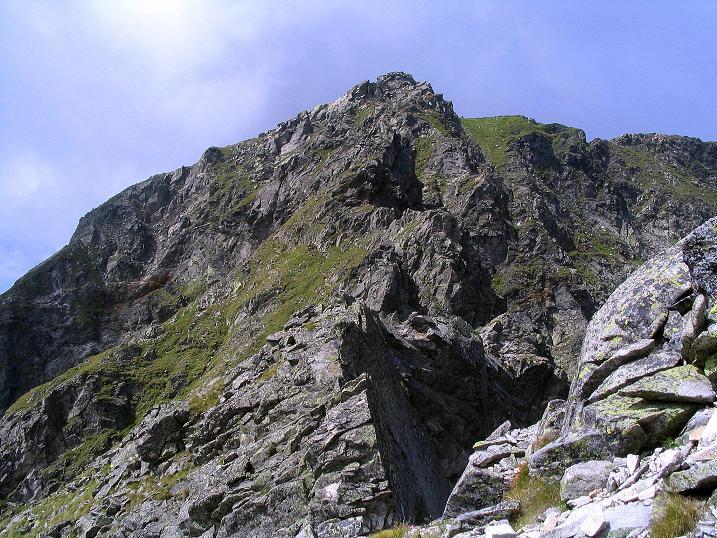 Foto: Andreas Koller / Wander Tour / Über den Gefrorenen See zum Dreistecken-Grat (2449 m) / 07.08.2009 16:40:05