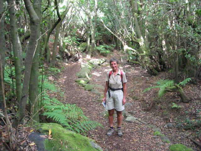 Foto: elipes / Wander Tour / Durch den Barranco de la Zarza / Im Barranco La Zarza / 10.08.2009 18:11:02