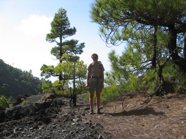 Foto: elipes / Wander Tour / Von Jedey zu den Campanarios / Am Aufstiegsweg / 10.08.2009 18:46:29