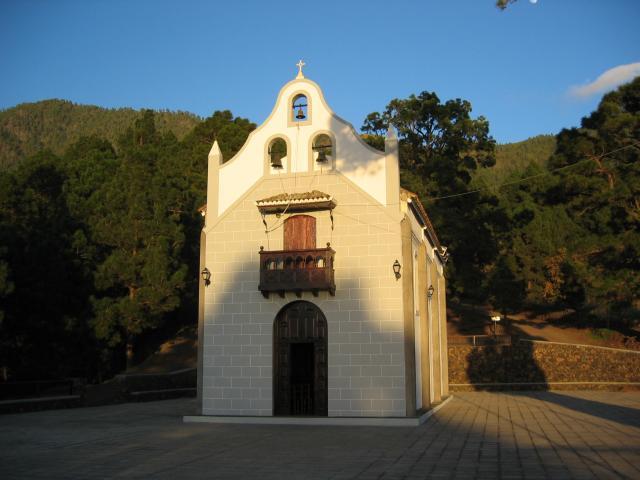 Foto: elipes / Wander Tour / Von der Ermita Virgen del Pino zur Punta de los Roques / Ausgangspunkt Pino de la Virgen / 10.08.2009 19:45:49