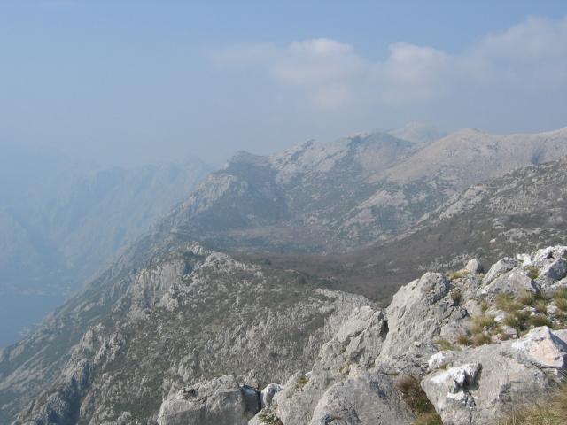 Foto: pepi4813 / Wander Tour / Pestingrad / Blick nach Zahlasi / 11.08.2009 11:18:46