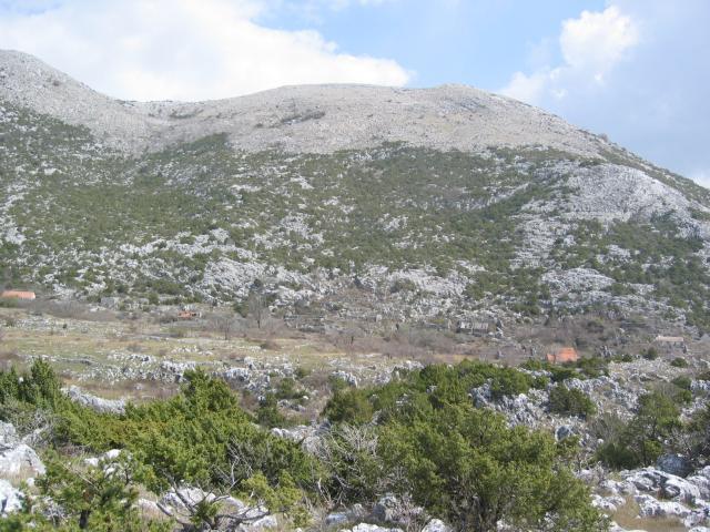 Foto: pepi4813 / Wander Tour / Von Dobrota nach Mali Zalazi / Mali Zalazi / 11.08.2009 11:42:24