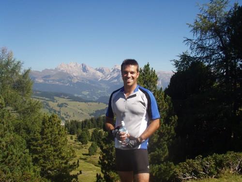 Foto: hofsab / Mountainbike Tour / Seiser Alm-Runde über Seiser Alm-Haus (2145 m)  / 27.08.2009 21:24:46