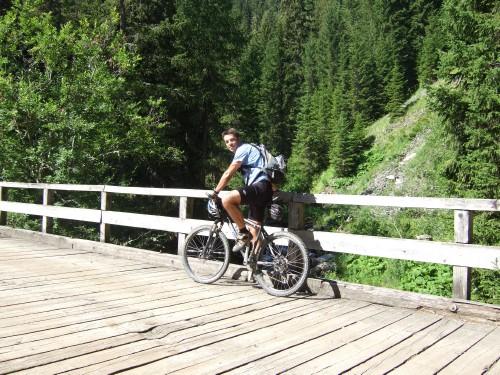 Foto: hofsab / Mountainbike Tour / Seiser Alm-Runde über Seiser Alm-Haus (2145 m)  / im Lendertal / 27.08.2009 21:20:42