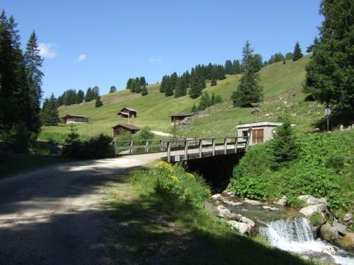 Foto: hofsab / Mountainbike Tour / Seiser Alm-Runde über Seiser Alm-Haus (2145 m)  / Almgelände vor Saltria / 27.08.2009 21:21:30