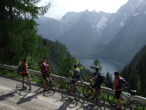 Foto: hofsab / Mountainbike Tour / Gotzenalm (1685m) von Berchtesgaden / 26.08.2009 12:54:31