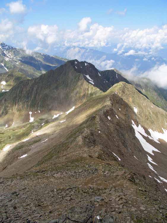 Foto: vince 51 / Wander Tour / Vom Kühtai auf den Rietzer Grieskogel / Bachwandkopf und Kreuzkogel / 11.08.2009 22:53:15