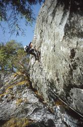 Foto: Kurt Schall / Klettersteig Tour / Kaisergams-Klettersteig - derzeit gesperrt - siehe Hinweis! / 12.08.2009 17:05:28
