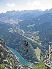 Foto: Kurt Schall / Klettersteig Tour / Kaiser Franz-Josef-Klettersteig / 12.08.2009 17:13:12