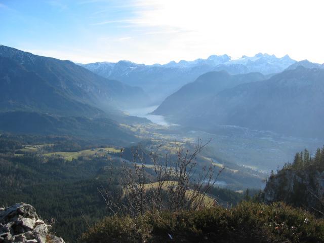 Foto: pepi4813 / Wander Tour / Über den Radsteig auf den Predigstuhl / Blick zum Dachstein / 13.08.2009 10:39:40