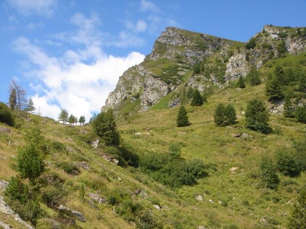 Foto: Manfred Karl / Klettersteig Tour / Falken Klettersteig / 14.08.2009 21:45:36