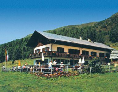 Foto: Seeboden / Wander Tour / Panoramarundwanderweg Pichlhütte - Sommeregger Hütte - Pichlhütte / Sommeregger Hütte / 18.08.2009 12:50:37