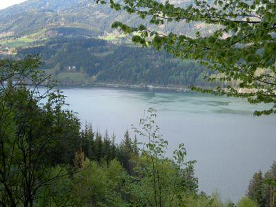 Foto: Seeboden / Wander Tour / Millstätter See Südufer - Seeboden - Egelsee / Seeblick / 18.08.2009 13:59:12