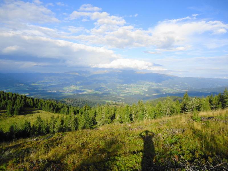 Foto: Günter Siegl / Wander Tour / Familienwanderung im Naturpark Grebenzen / Seetaler Alpen / 31.08.2014 21:09:03