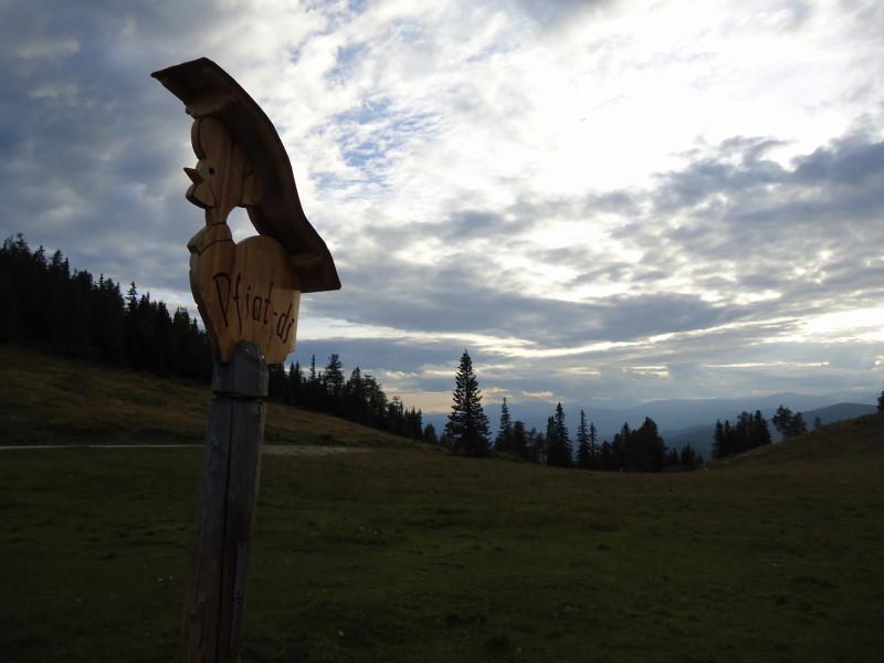 Foto: Günter Siegl / Wander Tour / Familienwanderung im Naturpark Grebenzen / 31.08.2014 21:08:21