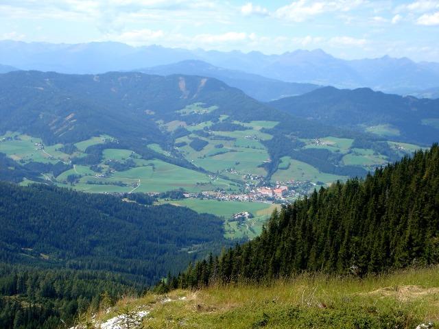 Foto: berglerin / Wander Tour / Familienwanderung im Naturpark Grebenzen / St. Lambrecht / 22.08.2009 12:51:30