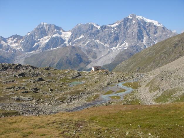 Foto: Manfred Karl / Klettersteig Tour / Südwand Klettersteig auf die Tschenglser Hochwand / 22.08.2009 21:19:20
