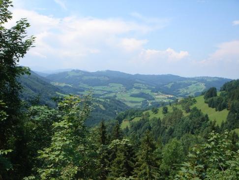 Foto: hanna84 / Wander Tour / Auf das Kruckenbrettl / 24.08.2009 19:03:14