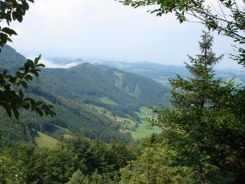 Foto: hanna84 / Wander Tour / Auf das Kruckenbrettl / 24.08.2009 18:59:29
