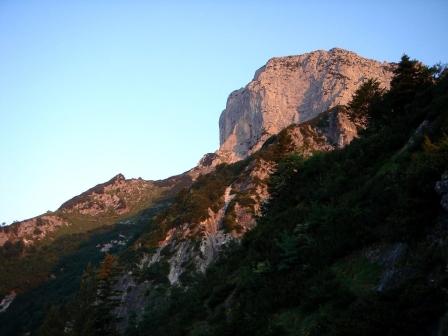 Foto: hanna84 / Wander Tour / Über die Hochkampschneid zum Scheibenkaser / 25.08.2009 19:28:49