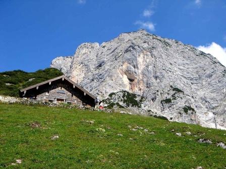 Foto: hanna84 / Wander Tour / Über die Hochkampschneid zum Scheibenkaser / Scheibenkaser / 25.08.2009 19:25:23