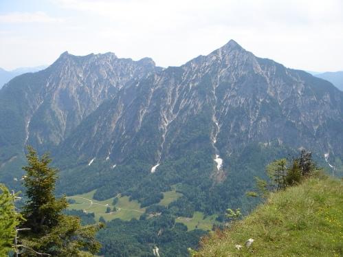 Foto: hanna84 / Wander Tour / Familientaugliche Almwanderung zur Thorhöhe / Retten- und Rinnkogel / 25.08.2009 20:33:38
