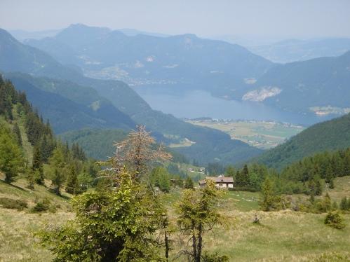Foto: hanna84 / Wander Tour / Familientaugliche Almwanderung zur Thorhöhe / Wolfgangsee / 25.08.2009 20:32:15