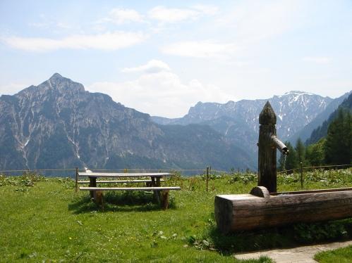 Foto: hanna84 / Wander Tour / Familientaugliche Almwanderung zur Thorhöhe / 25.08.2009 20:31:34