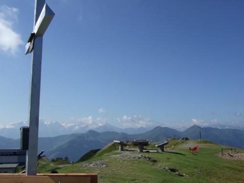 Foto: hofsab / Mountainbike Tour / Rund um das Spielberghorn über Asitzkopf (1914 m) und Schreiende Brunnen / gestochene Fernsicht / 28.08.2009 19:01:44