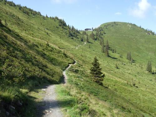 Foto: hofsab / Mountainbike Tour / Rund um das Spielberghorn über Asitzkopf (1914 m) und Schreiende Brunnen / wunderbar / 28.08.2009 19:05:12