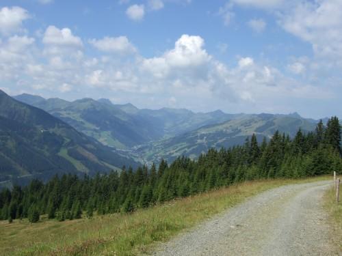 Foto: hofsab / Mountainbike Tour / Rund um das Spielberghorn über Asitzkopf (1914 m) und Schreiende Brunnen / Panoramastraße zum Spielberghaus / 28.08.2009 19:05:58