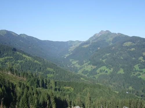 Foto: hofsab / Mountainbike Tour / Rund um das Spielberghorn über Asitzkopf (1914 m) und Schreiende Brunnen / Blick zum Spielberghorn / 28.08.2009 18:56:33
