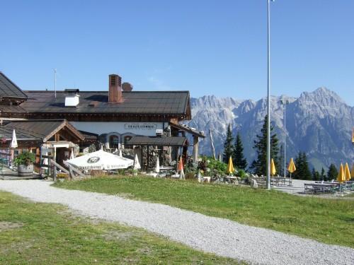 Foto: hofsab / Mountainbike Tour / Rund um das Spielberghorn über Asitzkopf (1914 m) und Schreiende Brunnen / 28.08.2009 18:58:00