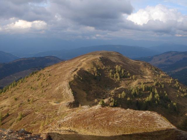 Foto: berglerin / Wander Tour / Kleine Karneralmrunde / Schlechtwetter von N / 27.08.2009 17:31:27
