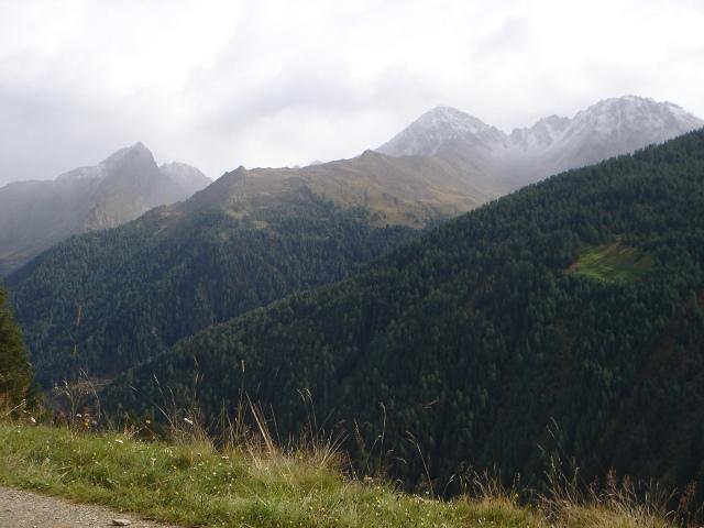 Foto: berglerin / Wander Tour / Gabesitten (2665m) / Der Gölbner auf der anderen Talseite / 27.08.2009 17:54:25