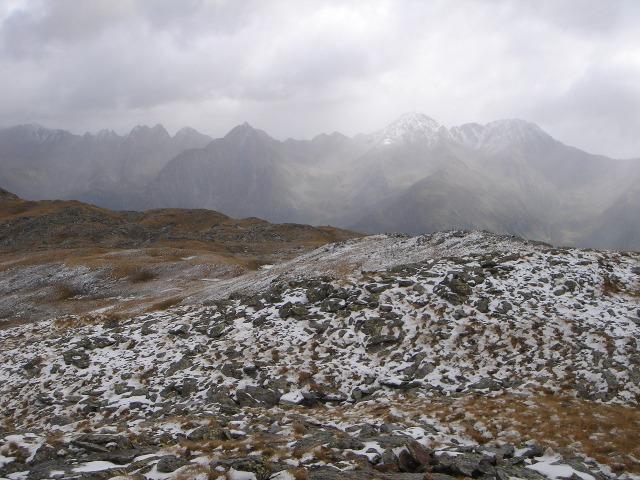 Foto: berglerin / Wander Tour / Gabesitten (2665m) / Gölbner im Hintergrund / 27.08.2009 17:51:09