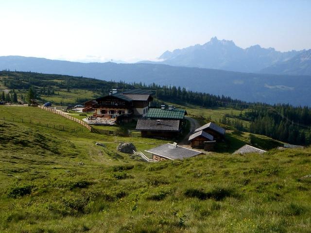 Foto: berglerin / Wander Tour / Hinterer Fager (1967m) / Trinkeralm / 27.08.2009 20:04:34