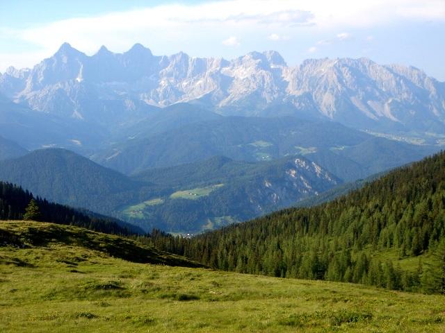 Foto: berglerin / Wander Tour / Hinterer Fager (1967m) / Der Dachstein / 27.08.2009 20:04:19