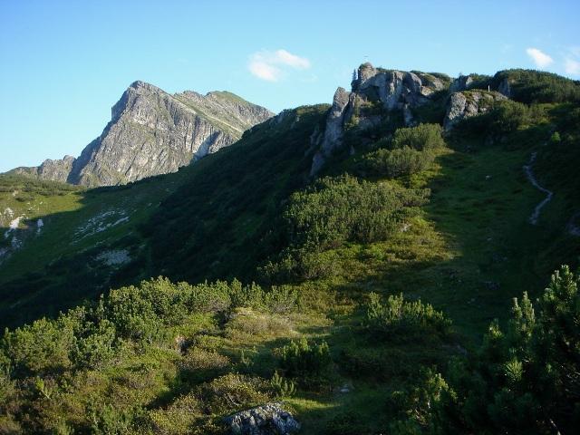 Foto: berglerin / Wander Tour / Hinterer Fager (1967m) / 27.08.2009 20:01:35