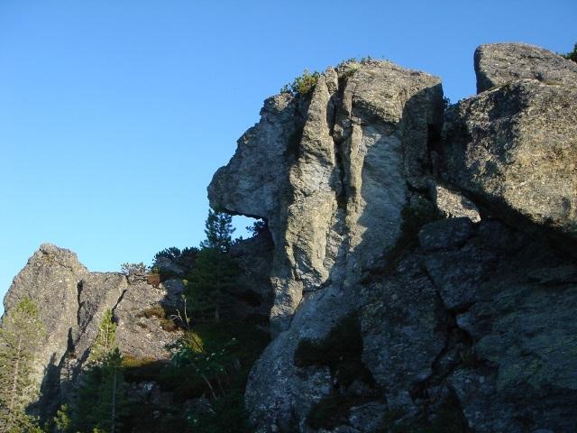 Foto: berglerin / Wander Tour / Hinterer Fager (1967m) / Steinfigur / 27.08.2009 20:00:42