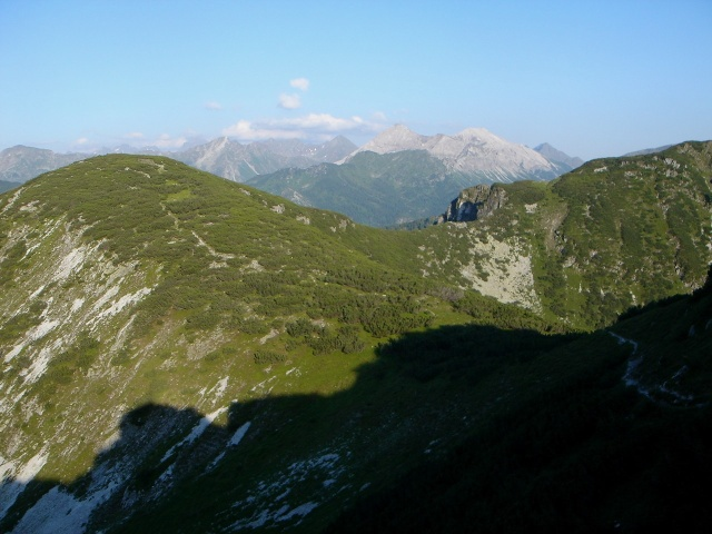 Foto: berglerin / Wander Tour / Hinterer Fager (1967m) / O-Gipfel / 27.08.2009 20:00:26