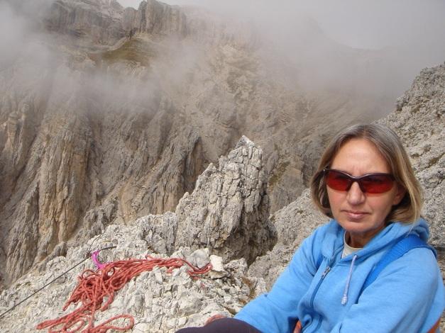 Foto: Manfred Karl / Kletter Tour / Alpinikante / 28.08.2009 21:22:32
