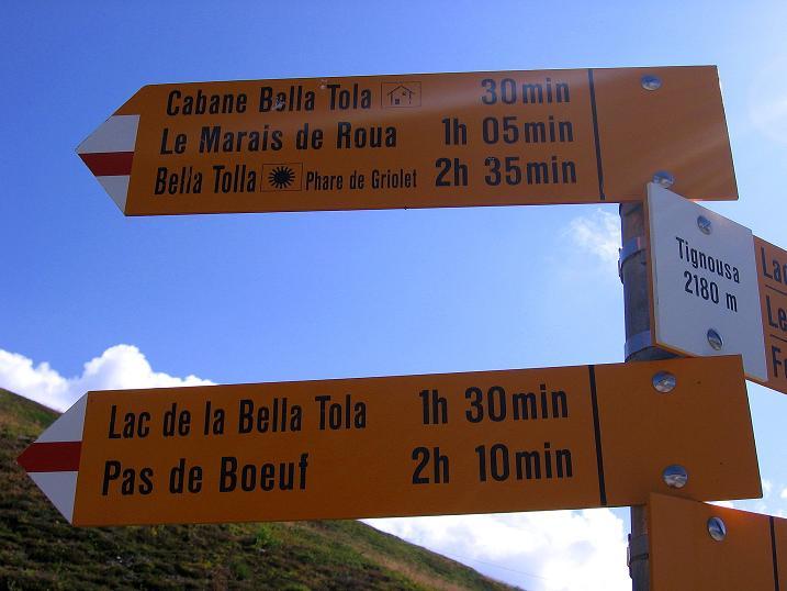 Foto: Andreas Koller / Wander Tour / Bella Tola - Aussichtsbalkon der Walliser Alpen (3026 m) / 05.09.2009 18:51:19