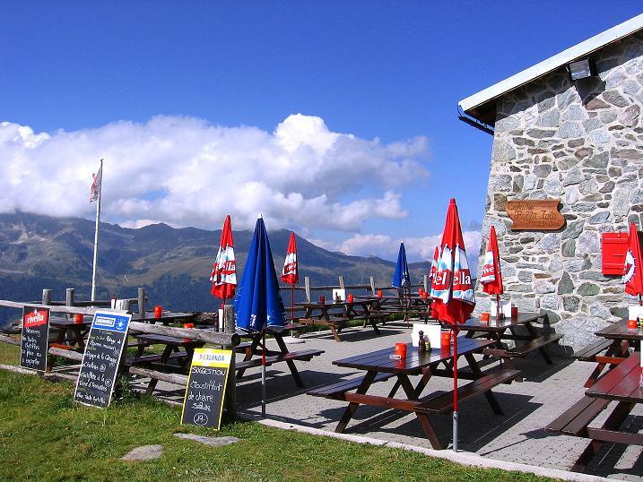 Foto: Andreas Koller / Wander Tour / Bella Tola - Aussichtsbalkon der Walliser Alpen (3026 m) / 05.09.2009 18:50:29