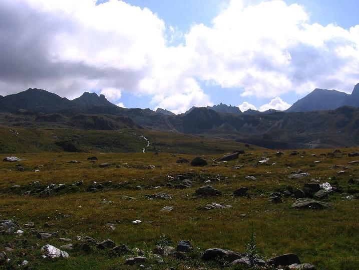 Foto: Andreas Koller / Wander Tour / Bella Tola - Aussichtsbalkon der Walliser Alpen (3026 m) / 05.09.2009 18:49:15