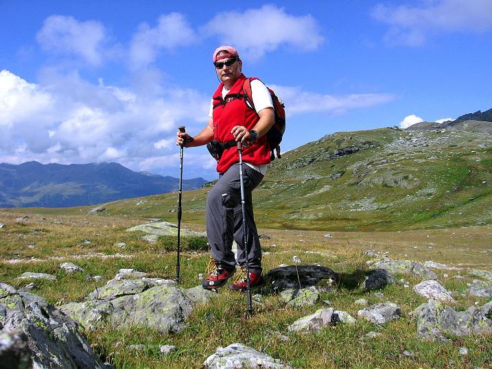 Foto: Andreas Koller / Wander Tour / Bella Tola - Aussichtsbalkon der Walliser Alpen (3026 m) / 05.09.2009 18:48:43