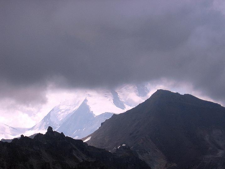 Foto: Andreas Koller / Wander Tour / Bella Tola - Aussichtsbalkon der Walliser Alpen (3026 m) / 05.09.2009 18:47:41
