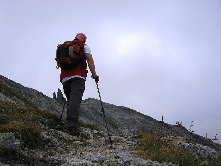 Foto: Andreas Koller / Wander Tour / Bella Tola - Aussichtsbalkon der Walliser Alpen (3026 m) / 05.09.2009 18:47:31