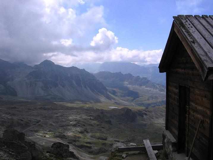 Foto: Andreas Koller / Wander Tour / Bella Tola - Aussichtsbalkon der Walliser Alpen (3026 m) / 05.09.2009 18:47:24