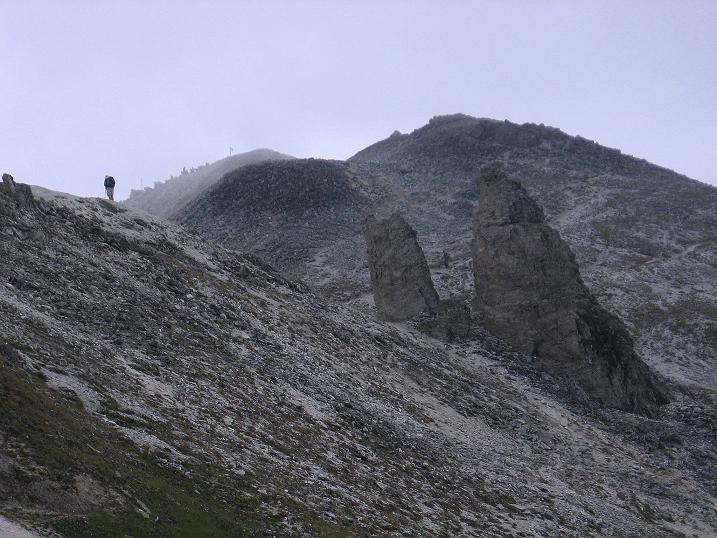 Foto: Andreas Koller / Wander Tour / Bella Tola - Aussichtsbalkon der Walliser Alpen (3026 m) / Bella Tola / 05.09.2009 18:47:14